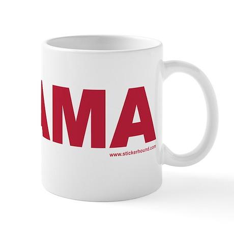 Obama Red Hammer & Sickle Mug