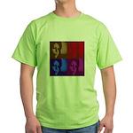 Michelle Obama Green T-Shirt
