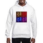 Michelle Obama Hooded Sweatshirt