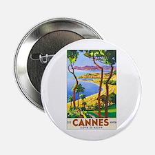 Cannes France Button