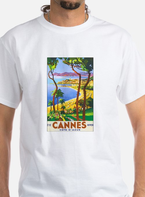 Cannes France (Front) Shirt
