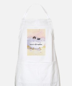We're in this together BBQ Apron