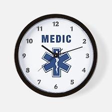 Medic and Paramedic Wall Clock