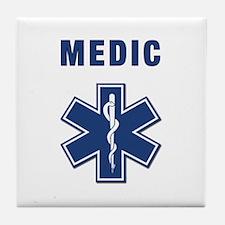 Medic and Paramedic Tile Coaster