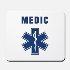 Medic and Paramedic Mousepad