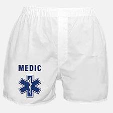 Medic and Paramedic Boxer Shorts