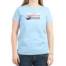 Hockey Moms for Obama - T-Shirt Wome