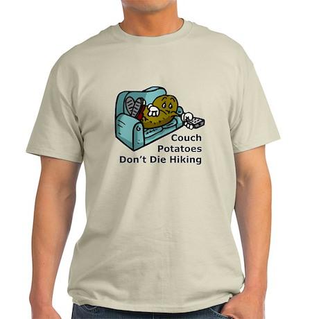 Couch Potato Hiking Light T-Shirt