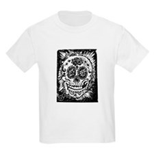 Day fo the dead Sugar skull T-Shirt