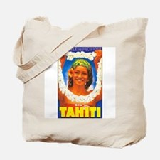 Tahiti South Pacific Tote Bag
