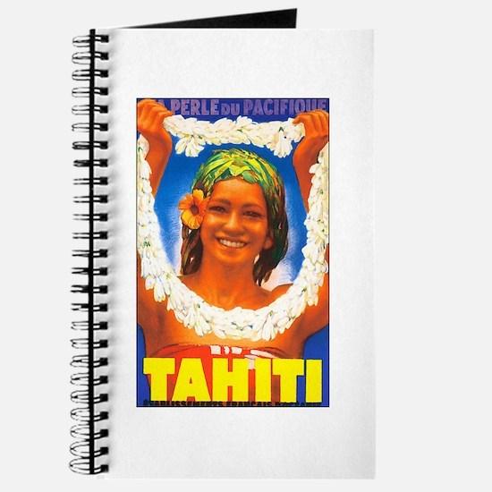 Tahiti South Pacific Journal