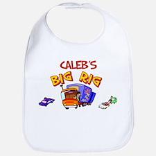 Caleb's Big Rig Bib
