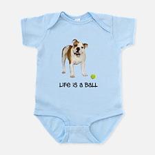 Bulldog Life Infant Bodysuit