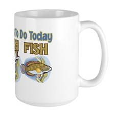 3 THINGS TO DO FISH FISH FISH Mug