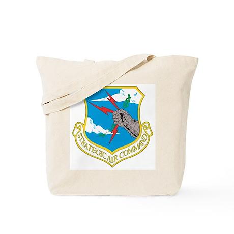Strategic Air Command Tote Bag
