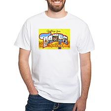 Tampa Florida Greetings (Front) Shirt