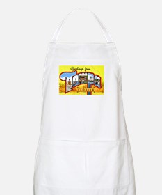 Tampa Florida Greetings BBQ Apron