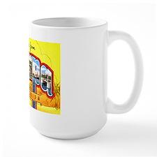 Tampa Florida Greetings Mug