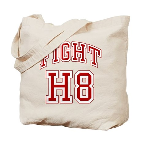 Fight H8 Tote Bag