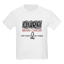 CURE Brain Cancer 1 T-Shirt