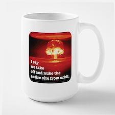 CinemaQuotes Large Mug