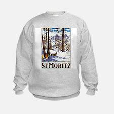 St Moritz Switzerland (Front) Jumpers