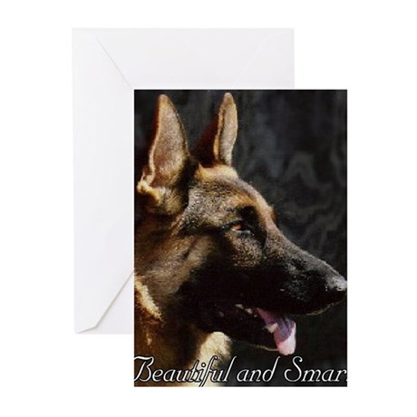 Diamonds Greeting Cards (Pk of 20)