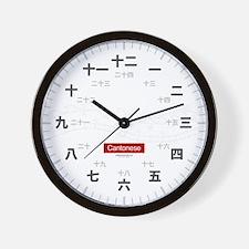 Chinese Clock v01 Wall Clock