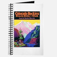 Colorado Rocky Mountains Journal