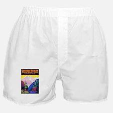 Colorado Rocky Mountains Boxer Shorts
