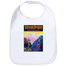 Colorado Rocky Mountains Bib