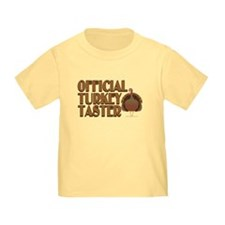 fficial Turkey Taster T