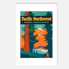 Pacific Northwest Postcards (Package of 8)