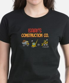 Isaiah's Construction Tractor Tee