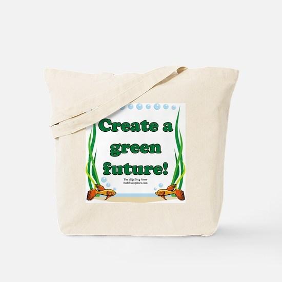 Green Future Tote Bag