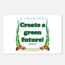 Green Future Postcards (Package of 8)