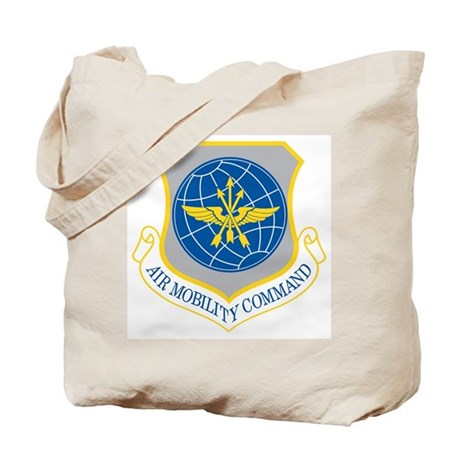 Air Mobility Command Tote Bag