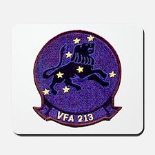 VFA 213 Black Lions Mousepad