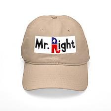 Mr. Right Baseball Cap