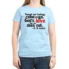 God's Love for Us T-Shirt
