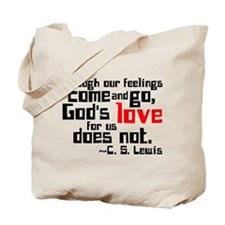God's Love for Us Tote Bag