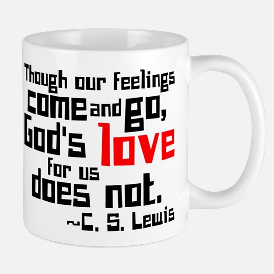 God's Love for Us Mug