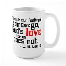 God's Love for Us Mug