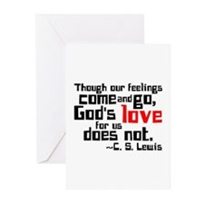 God's Love for Us Greeting Cards (Pk of 10)