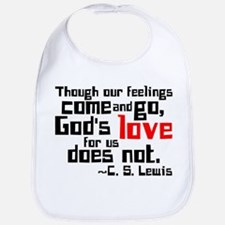 God's Love for Us Bib