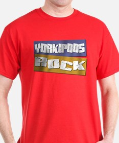 Yorkipoos ROCK T-Shirt