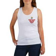 Universal Health Care Women's Tank Top