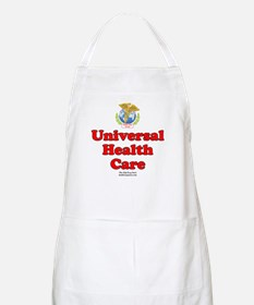 Universal Health Care BBQ Apron