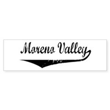Moreno Valley Bumper Bumper Sticker