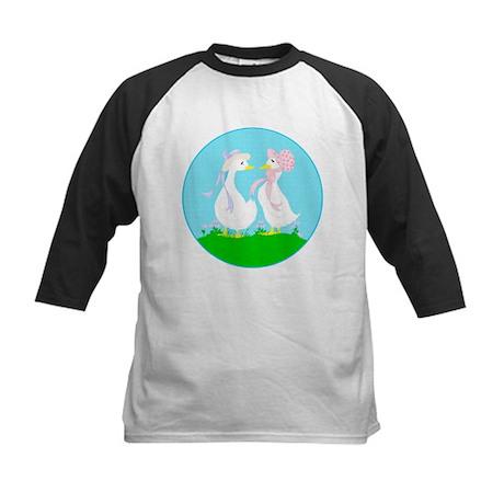 Geese Kids Baseball Jersey
